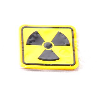 Radioactive Rubber Patch