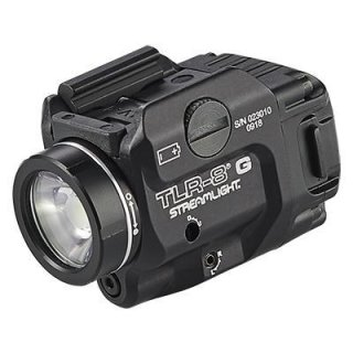 Streamlight TLR-8 Compact Gun Laser/Light (500lm green Laser)