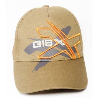 Glock Schießkappe G19X sand