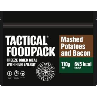 Tactical Food Pack Kartoffelbrei mit Schinken [Energie: 645 kcal]