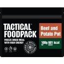 Tactical Food Pack Rindfleisch-Kartoffeltopf [Energie:...