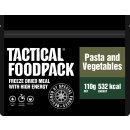 Tactical Food Pack Cremige Gemüsepasta [Energie: 532...