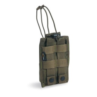 TAC POUCH 3 RADIO OLIVE DRAB