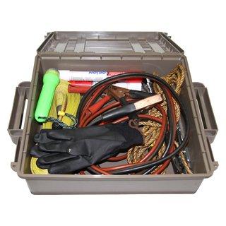 MTM Ammo Crate Utility Box - Verwahrungsbox Dark Earth (48,5 x 40 x 34cm)