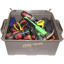 MTM Ammo Crate Utility Box - Verwahrungsbox Dark Earth...