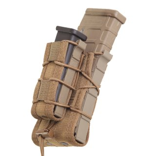 HSGI: Double Decker MOLLE Coyote Brown