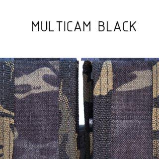 HSGI: Triple Pistol TACO MOLLE MultiCam BK