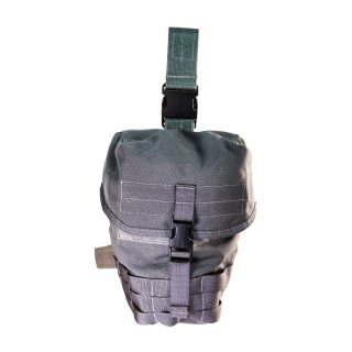 HSGI: Gas Mask Pouch V2 Black