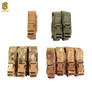 HSGI: Modular Pistol Mag Pouch Single MOLLE