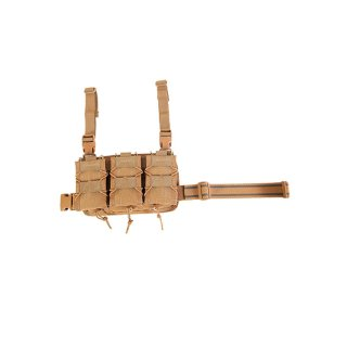 HSGI: Rifle Leg Rig Coyote Brown