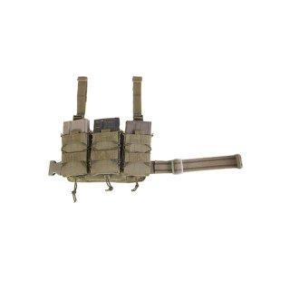 HSGI: Rifle Leg Rig Olive Drab