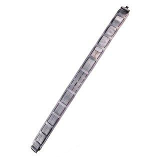 HSGI: LASER Duty Grip Padded Belt