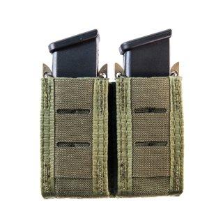 HSGI: Duty Double Pistol TACO U-MOUNT Olive Drab