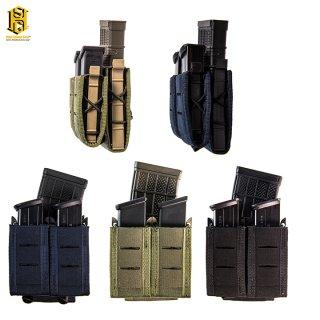 HSGI: Duty Staggered Double Pistol TACO w/Rifle U-MOUNT