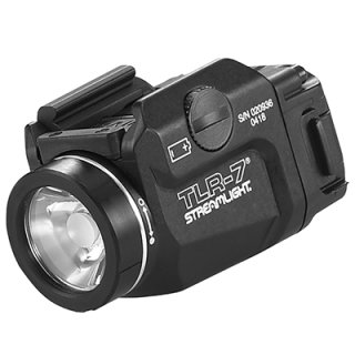Streamlight TLR-6 non Laser für Glock 26/27/33 100lm (trigger guard light for subcompact Handguns)