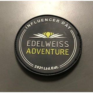 Patch Edelweiss Adventure Influencer Day 2021 Ltd. Edt.