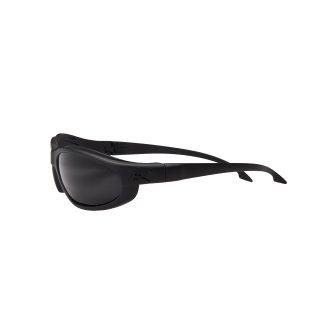 Edge Tatical Falcon Thin Temple Matte Black-G-15 Vapor Shield Anti-Fog