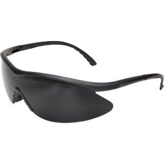 Edge Tatical Fastlink Matte Black-G-15 Vapor Shield Anti-Fog
