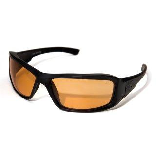 Edge Tatical Hamel Matte Black-Tigers Eye Vapor Shield Anti-Fog