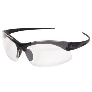 Edge Tatical Sharp Edge Matte Black-Clear Vapor Shield Anti-Fog