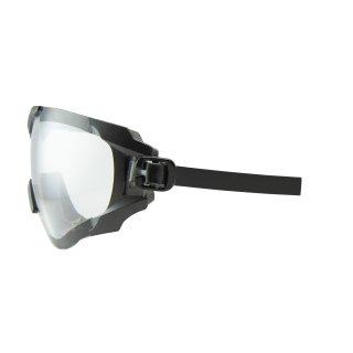 Edge Tatical Super 64-Black-Clear Vapor Shield Anti-Fog