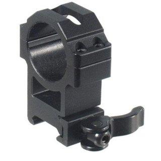 30mm QD CNC Mount Rings High