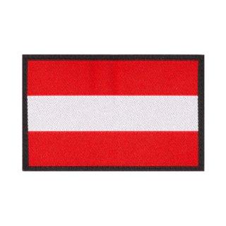 Austria Flag Patch
