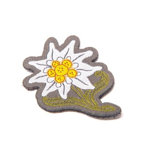 Edelweiss Patch Color