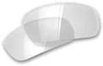 Edge Tactical Eyewear - Clear