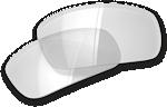 Edge Tactical Eyewear - Clear